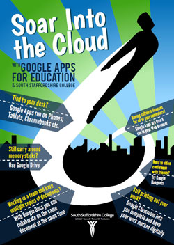 Google Cloud poster