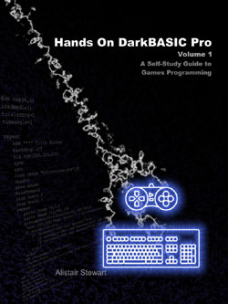 Hands On DarkBASIC Pro book